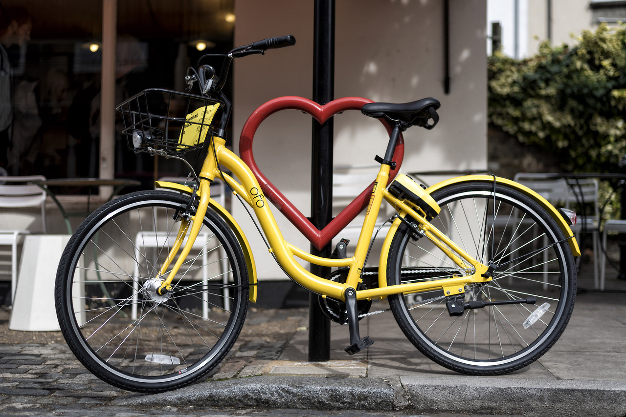 ofo share the city